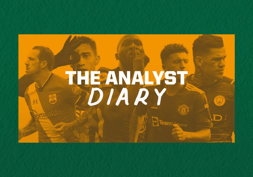 The Analyst Diary – October 25