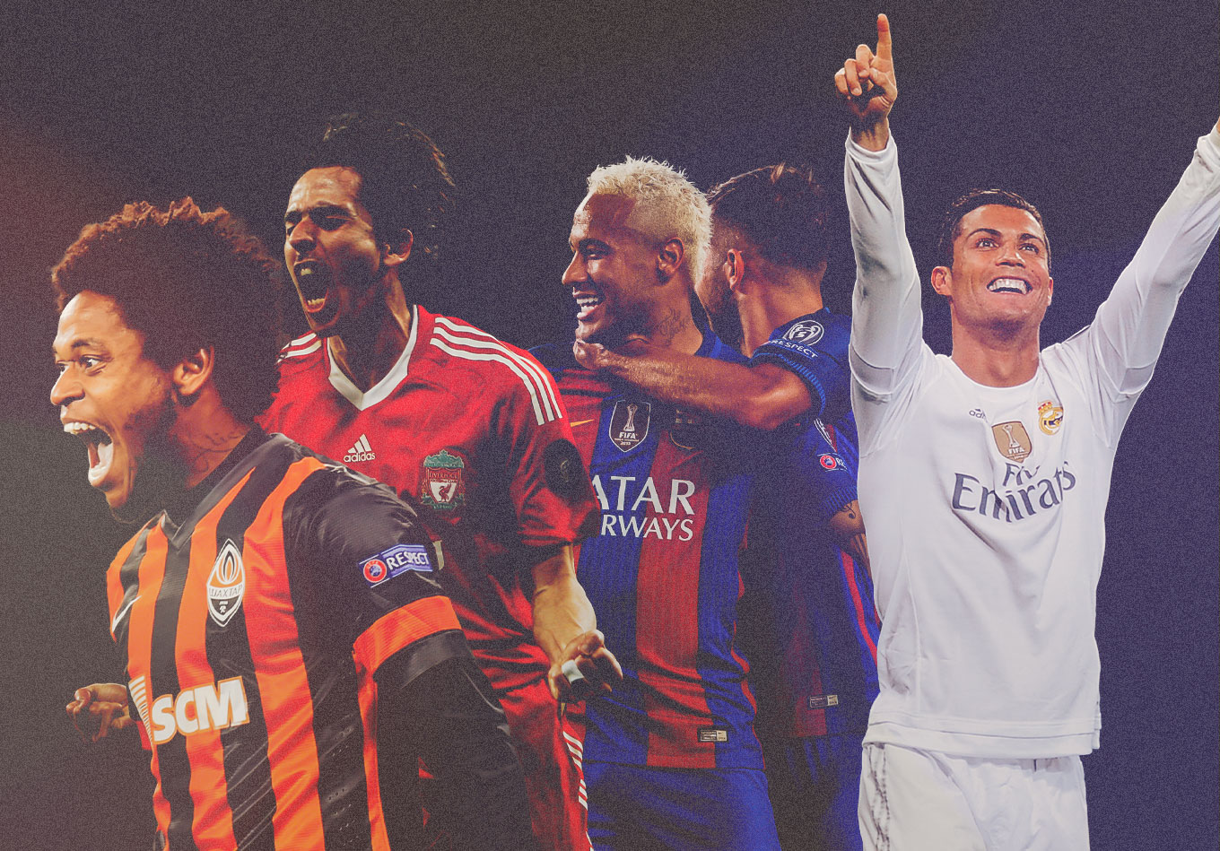 The Biggest Champions League Wins