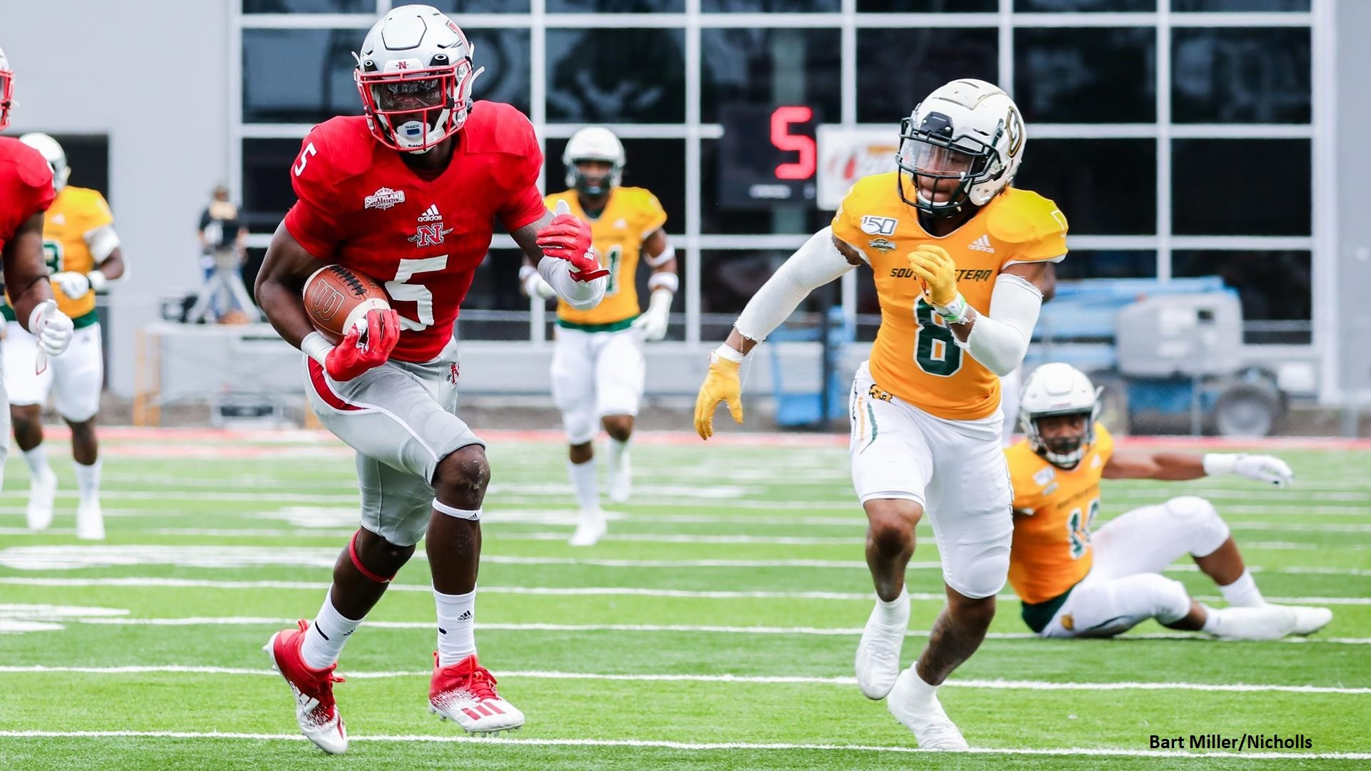 Baker's Dozen of the Best FCS Conference Games This Week