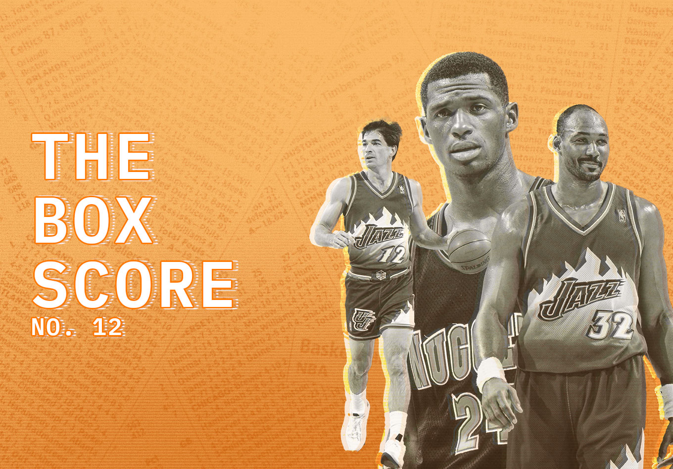 The Happening: How the Mailman and the Jazz Delivered the Greatest Comeback in NBA History