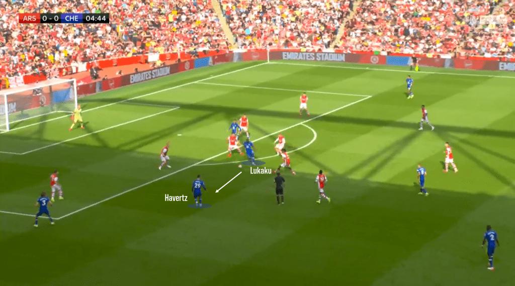 Midfield screen 3