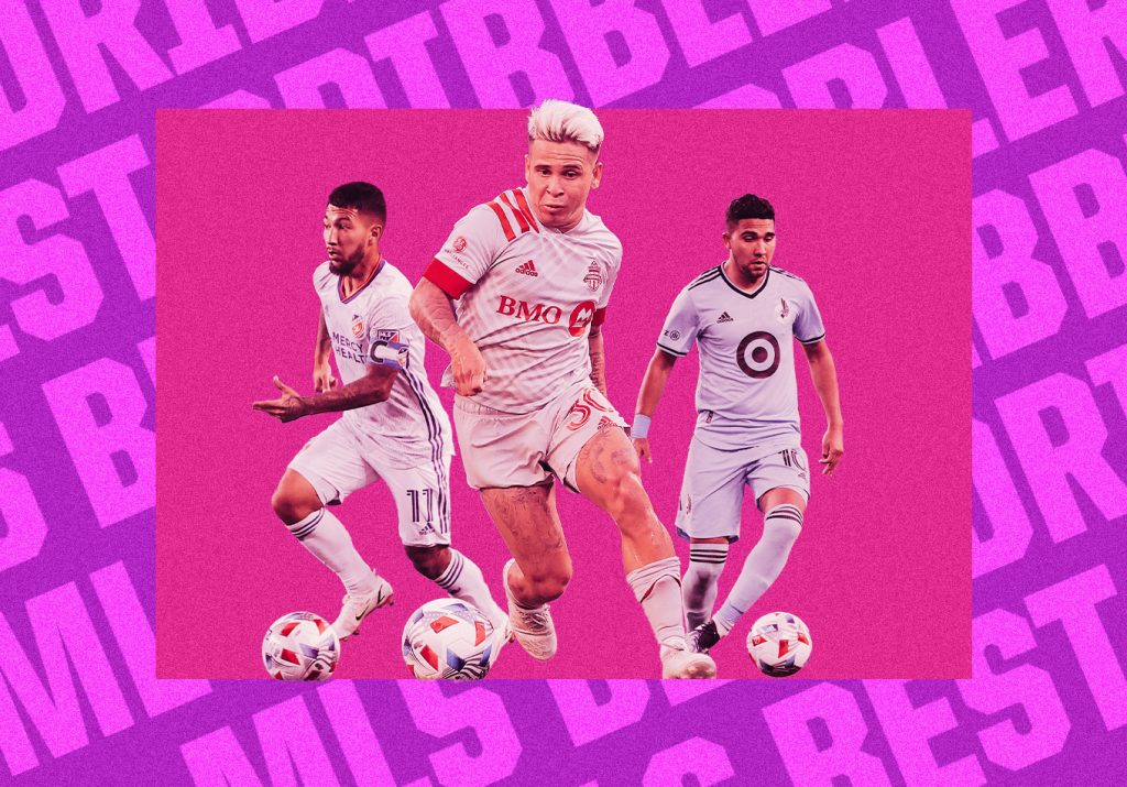 Carries and Take-Ons: The Best of MLS in 2021 With the Ball at Their Feet