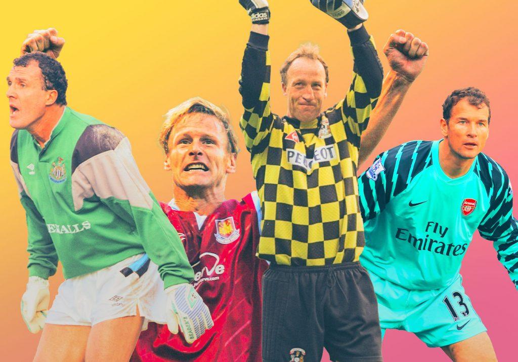 Old Boys: The Oldest Premier League Players