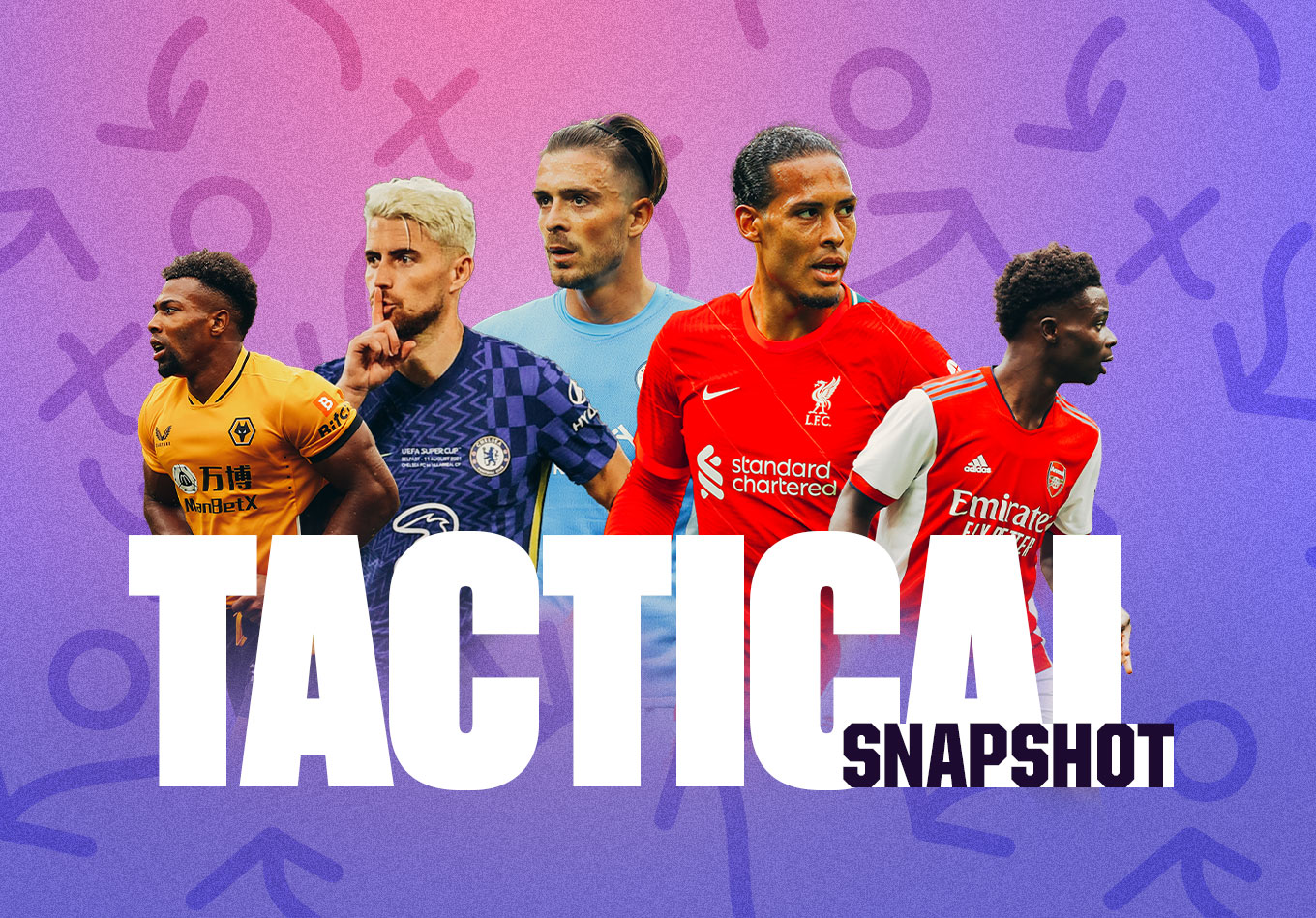 Tactical Snapshot: Bamford's Movement, Ødegaard's Workrate and Pogba's Creativity