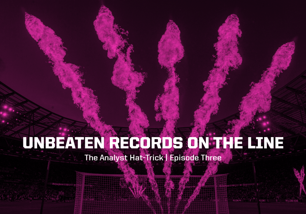 Unbeaten Records on the Line | The Analyst Hat-Trick: Episode Three