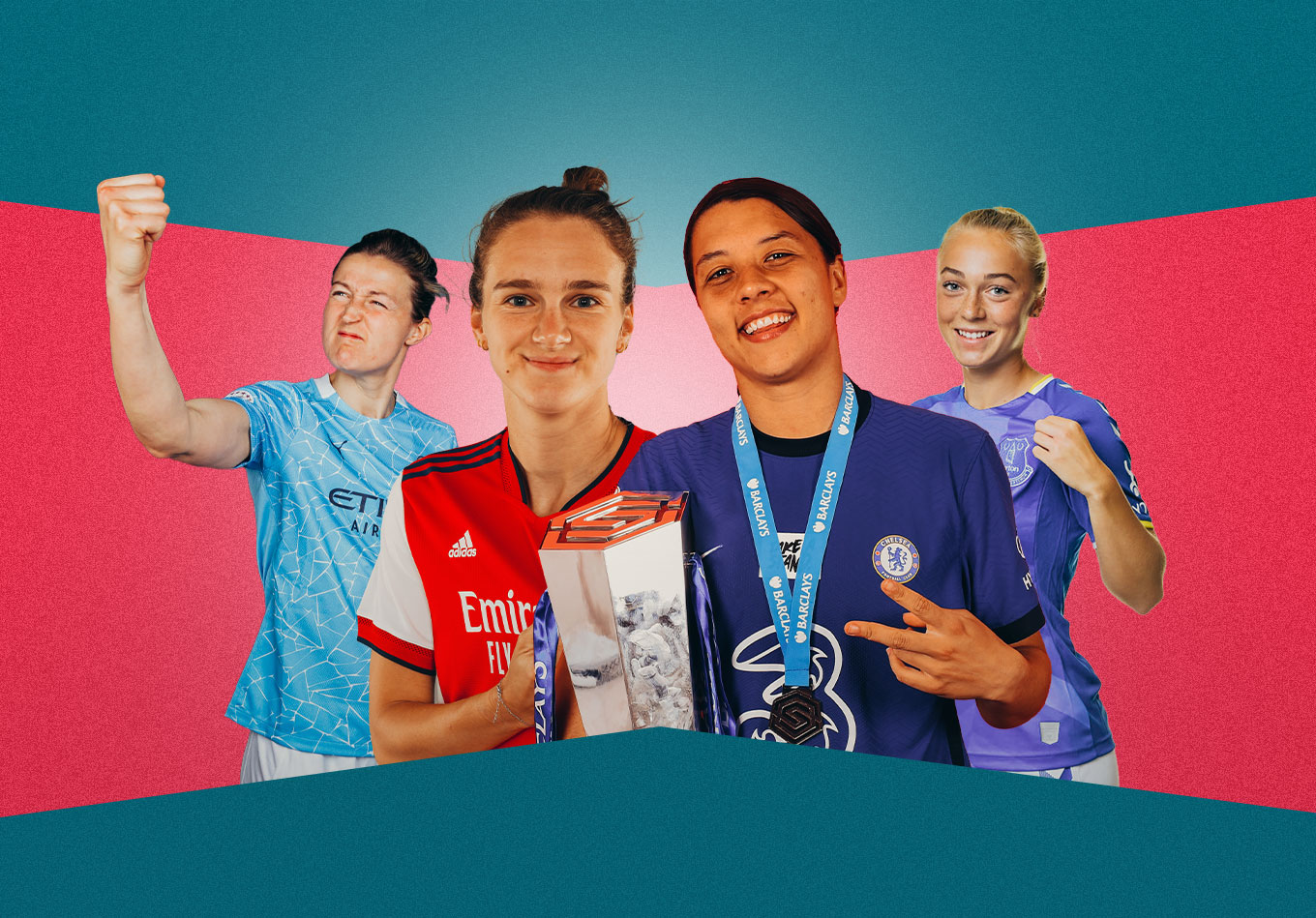 All to Play For: WSL 2021-22 Preview