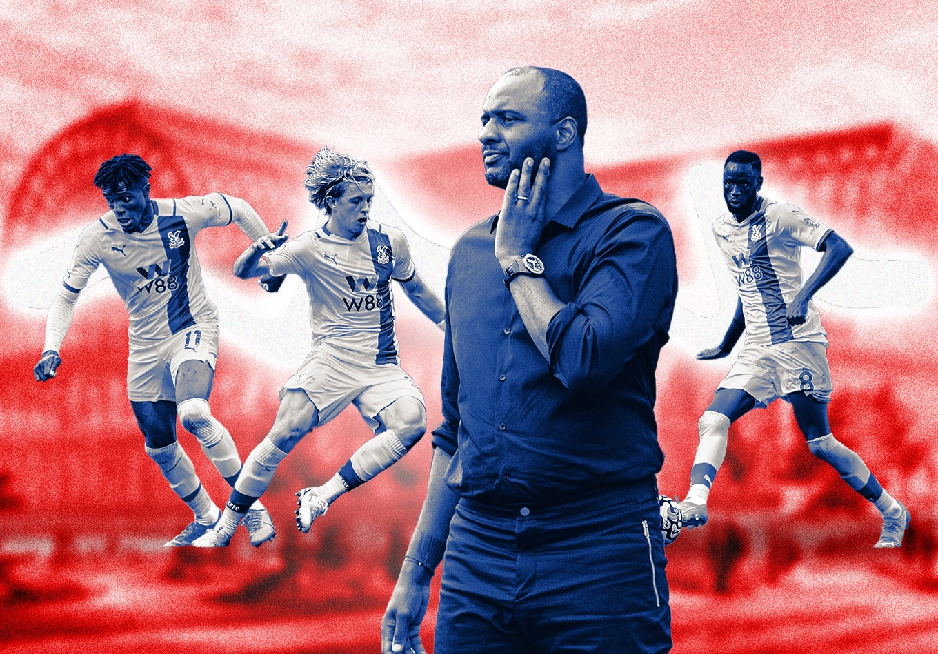 How Patrick Vieira's Impressive Tactical Revolution Is Taking Shape at Crystal Palace