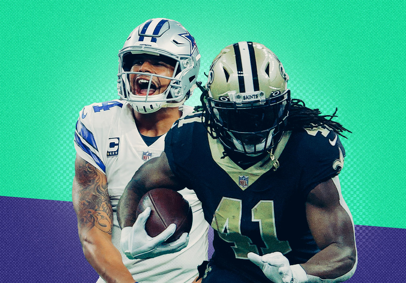 The Yays and Nays: Our Week 1 Fantasy Football Projections