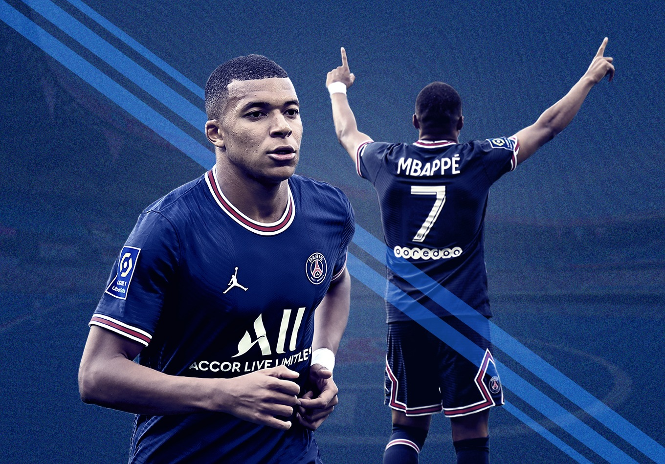 How Does Mbappé's Scoring Rate Compare to Ronaldo and Messi?