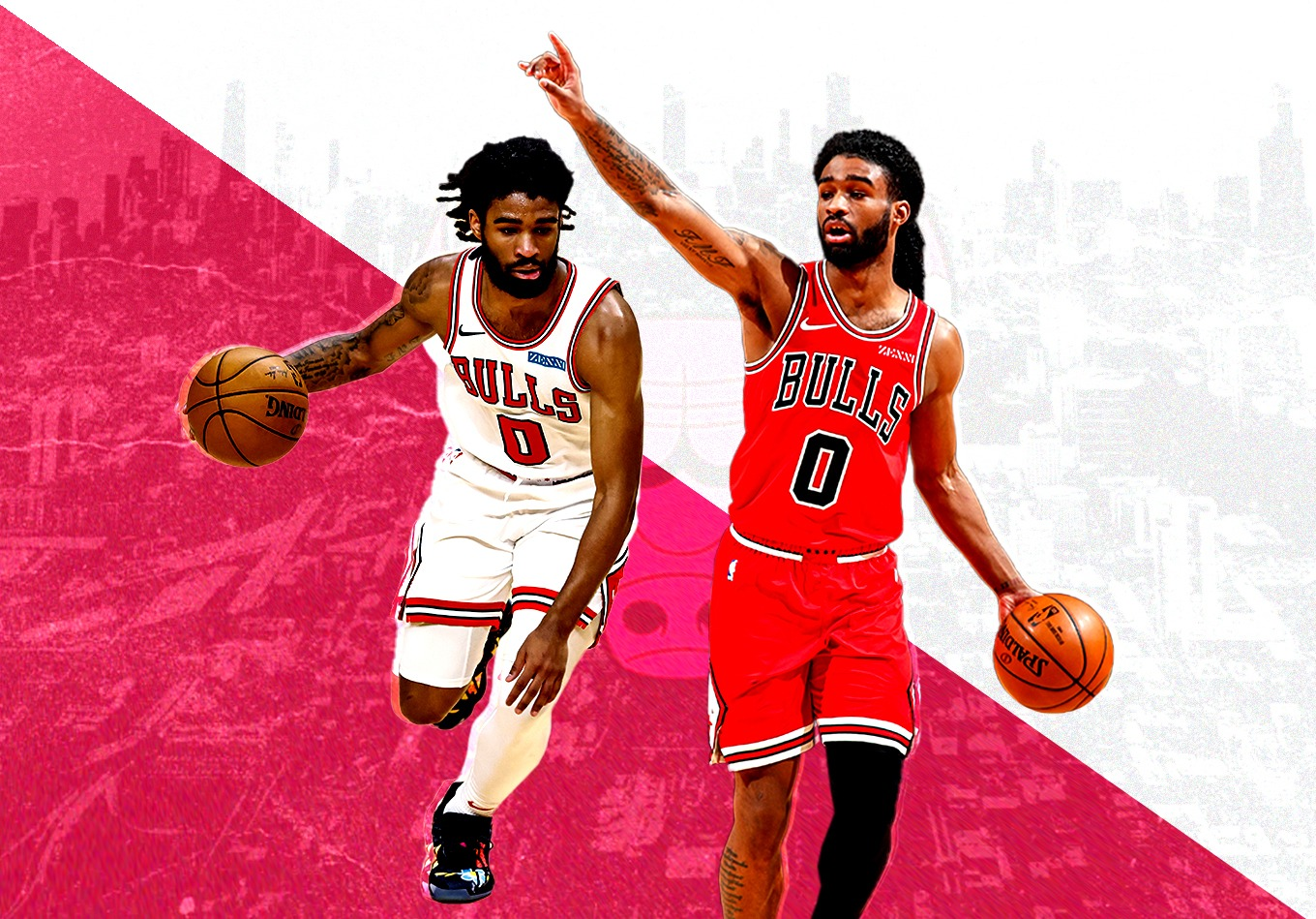 Point Taken: Why Coby White Could Shine in His New Role With the Remade Bulls