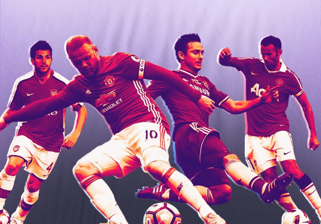 Most Premier League Assists: Creative Kings
