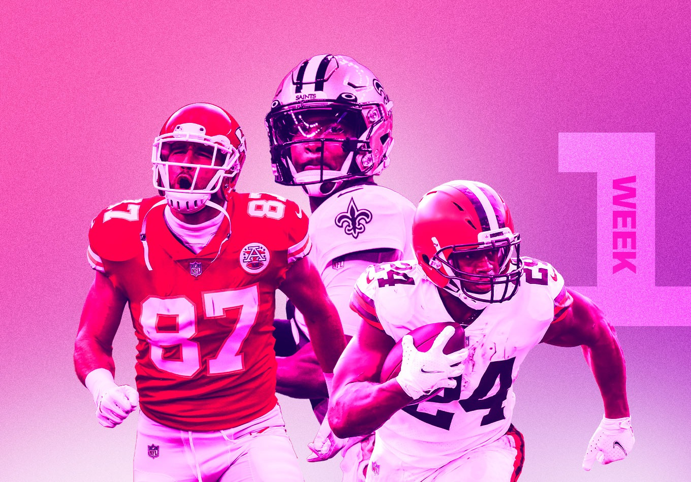 Cover 3: The Must-See Matchups of the NFL's Opening Weekend