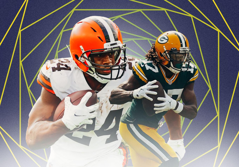 NFL Superlatives: The Masters of Particular Sets of Skills