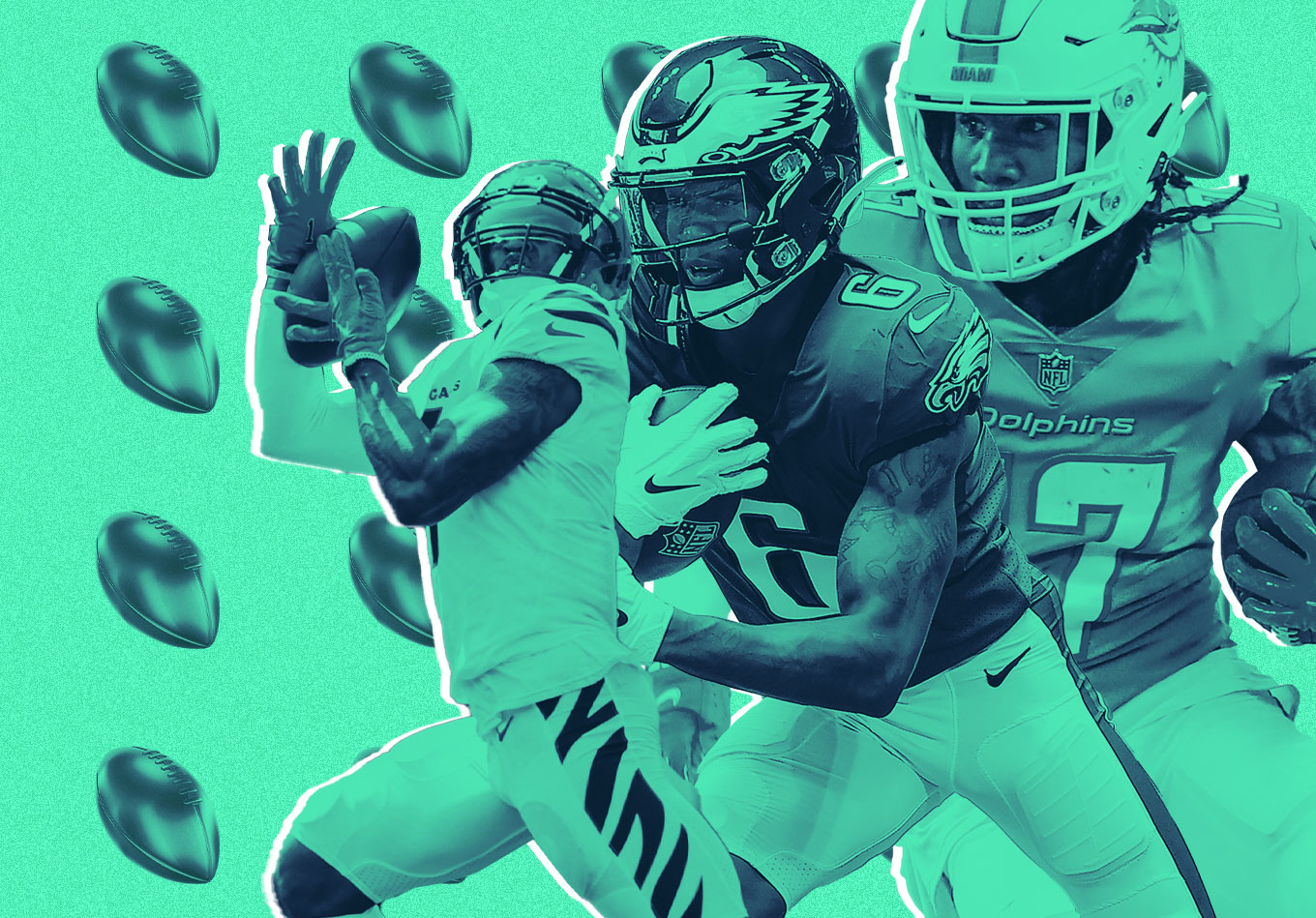 Nickel Coverage: What the Rise of the Rookie Wideouts Means for Future NFL Drafts