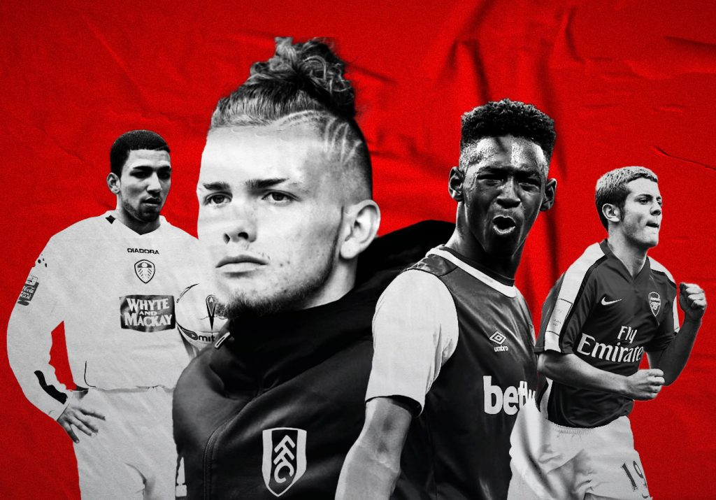 Young Guns: The Youngest Premier League Players