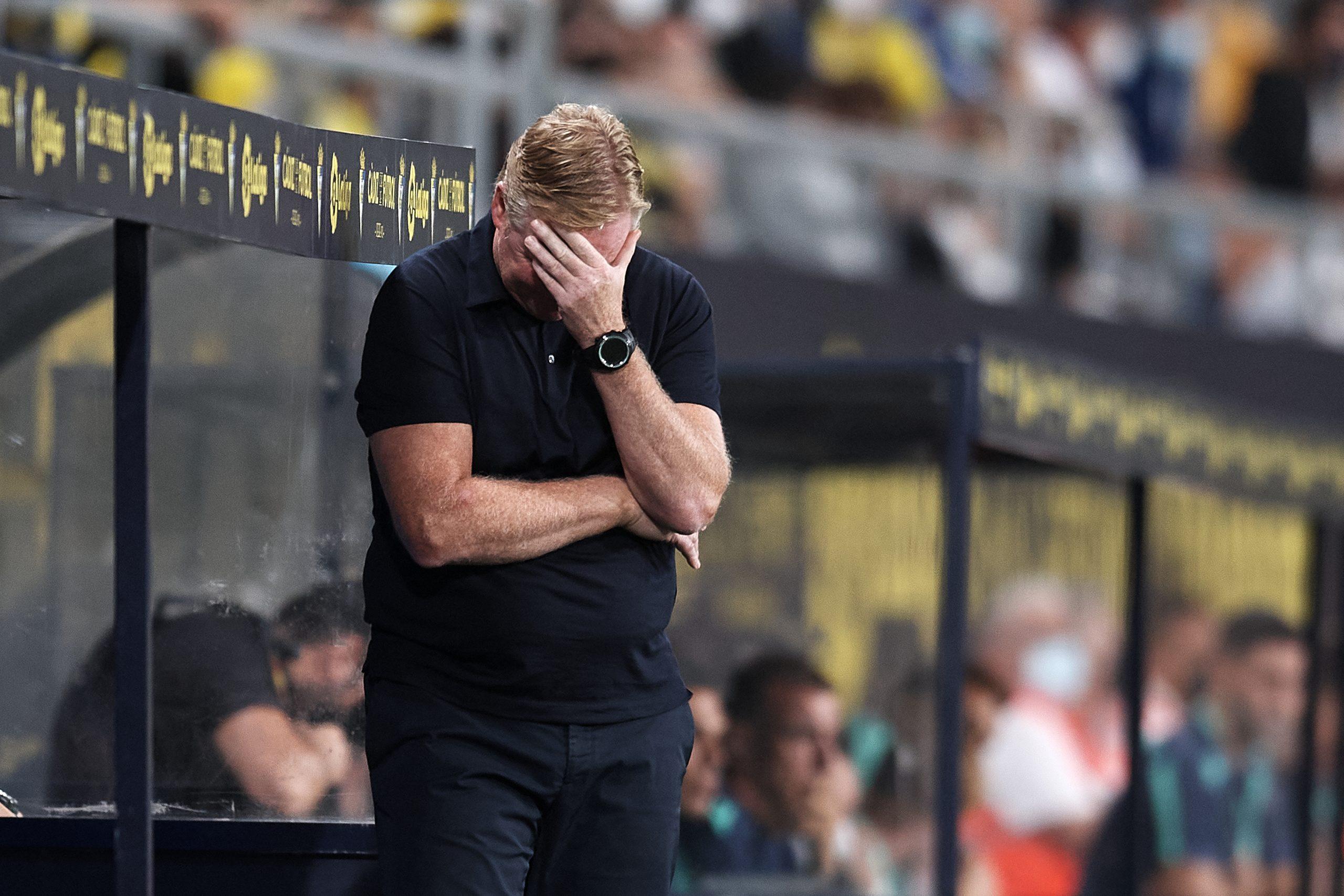Atletico Madrid vs. Barcelona: Why Are Koeman's Side So Broken?