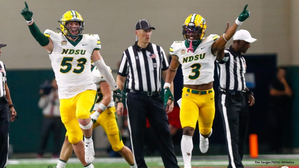 Ranking the Race for Top Two Seeds in the FCS Playoffs
