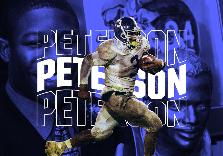 An Unbreakable Run? Georgia Southern's Adrian Peterson Had 48 Straight 100-Yard Games