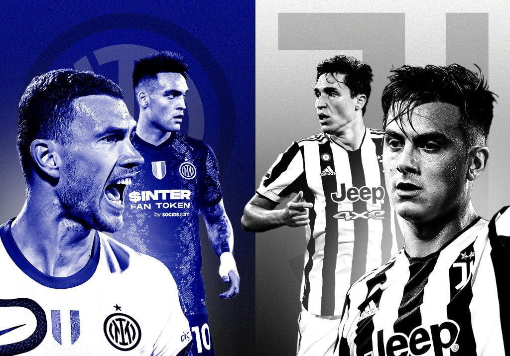 Inter vs. Juve: Coming to Terms with the Loss of Star Strikers