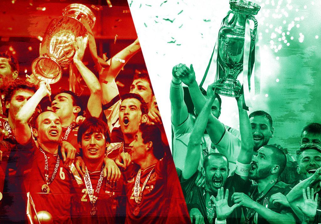 Italy vs. Spain: La Roja's Domination the Inspiration Behind Unbeaten Azzurri