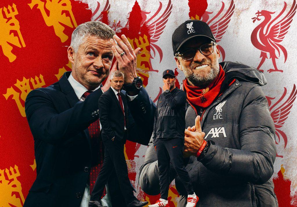 Manchester United vs. Liverpool Through Time: The Viz