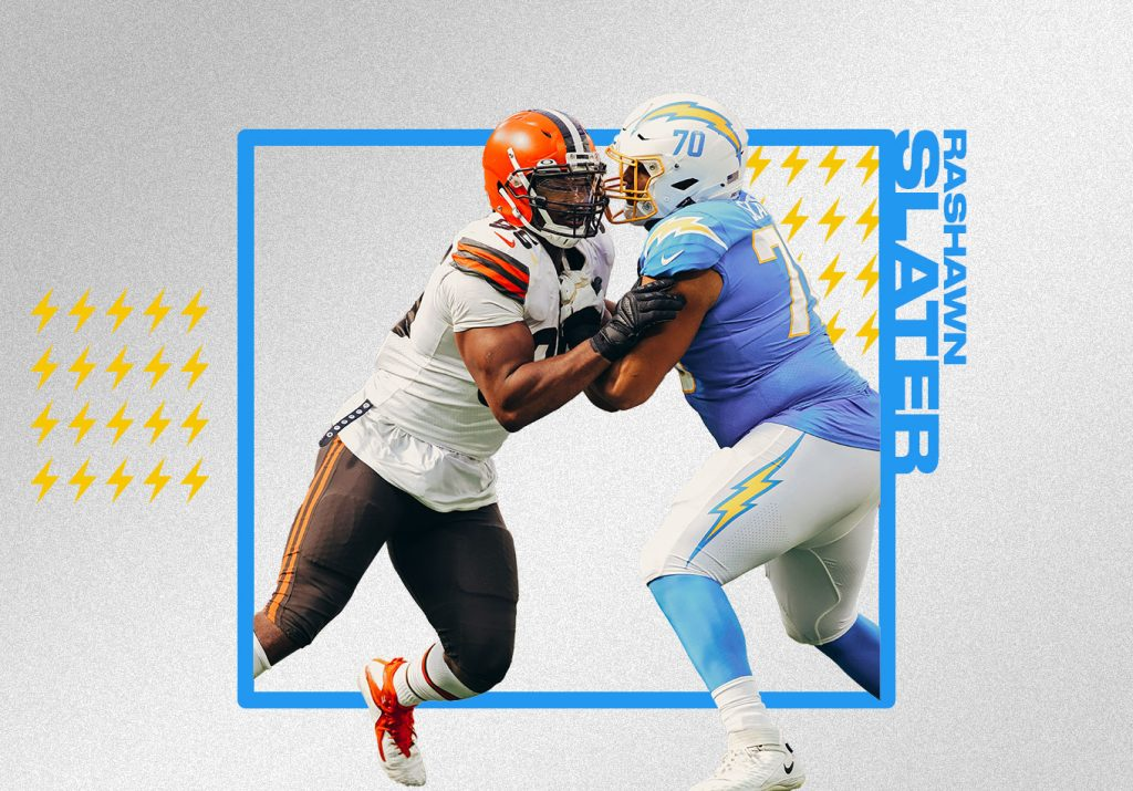 Can Rashawn Slater Win Offensive Rookie of the Year?