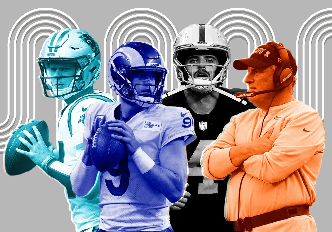 Cover 4: How Many of the NFL's Five Unbeatens Will Get to 4-0?