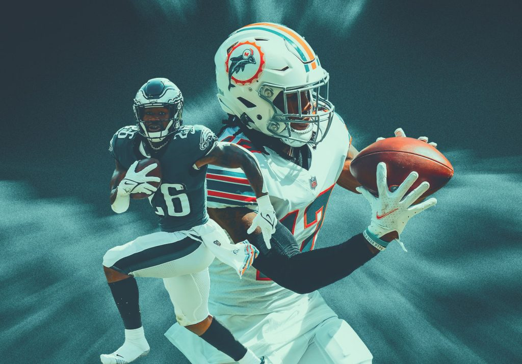 The Yays and Nays: Our Week 7 Fantasy Football Projections, Top Plays and DFS Picks