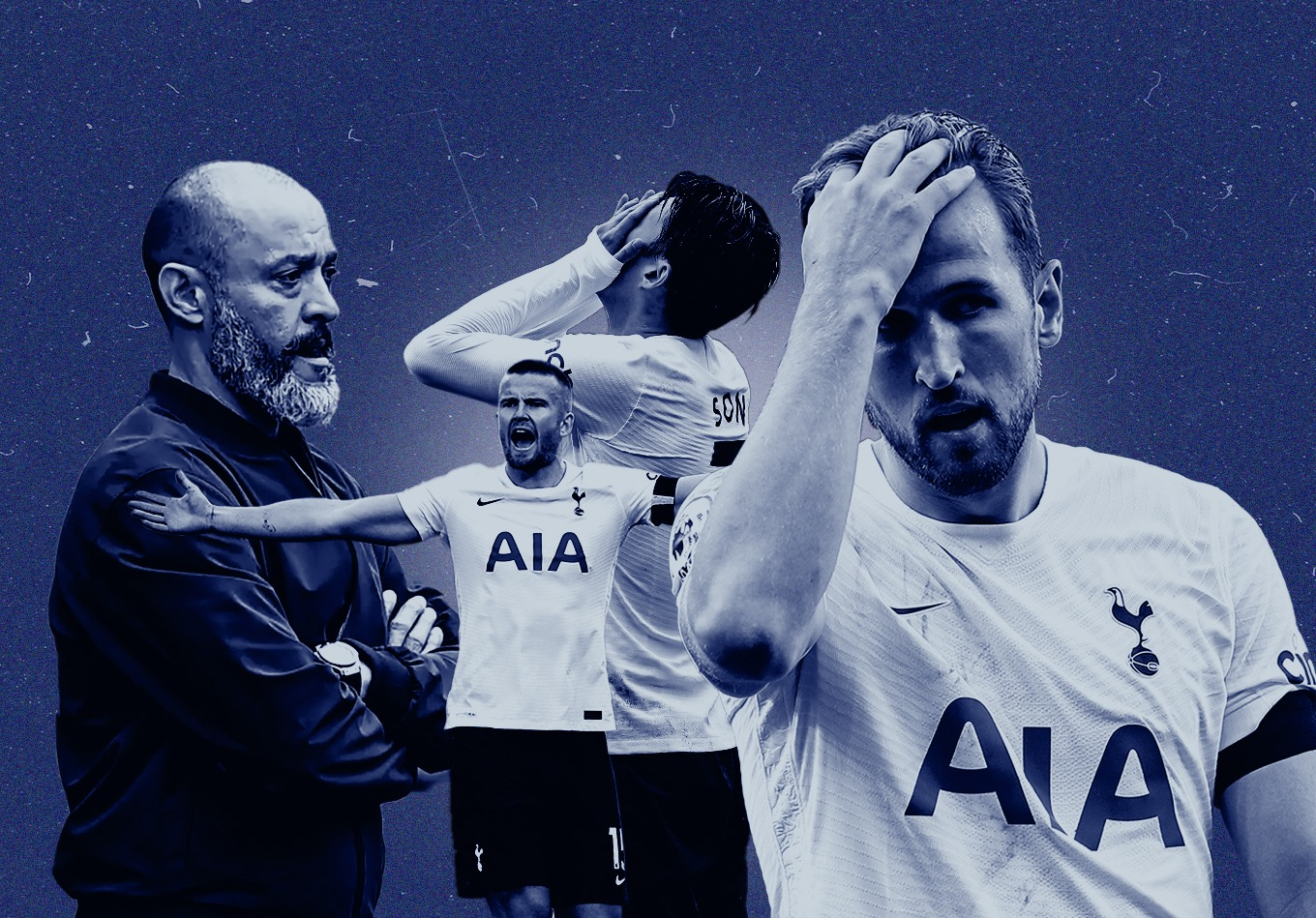 It's Time for Nuno to Stamp His Tactical Authority on Spurs