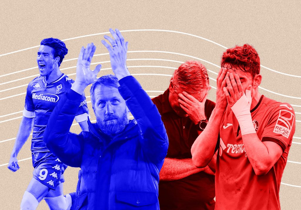 Movers and Shakers: The Biggest Changes in Stats Perform's Power Rankings