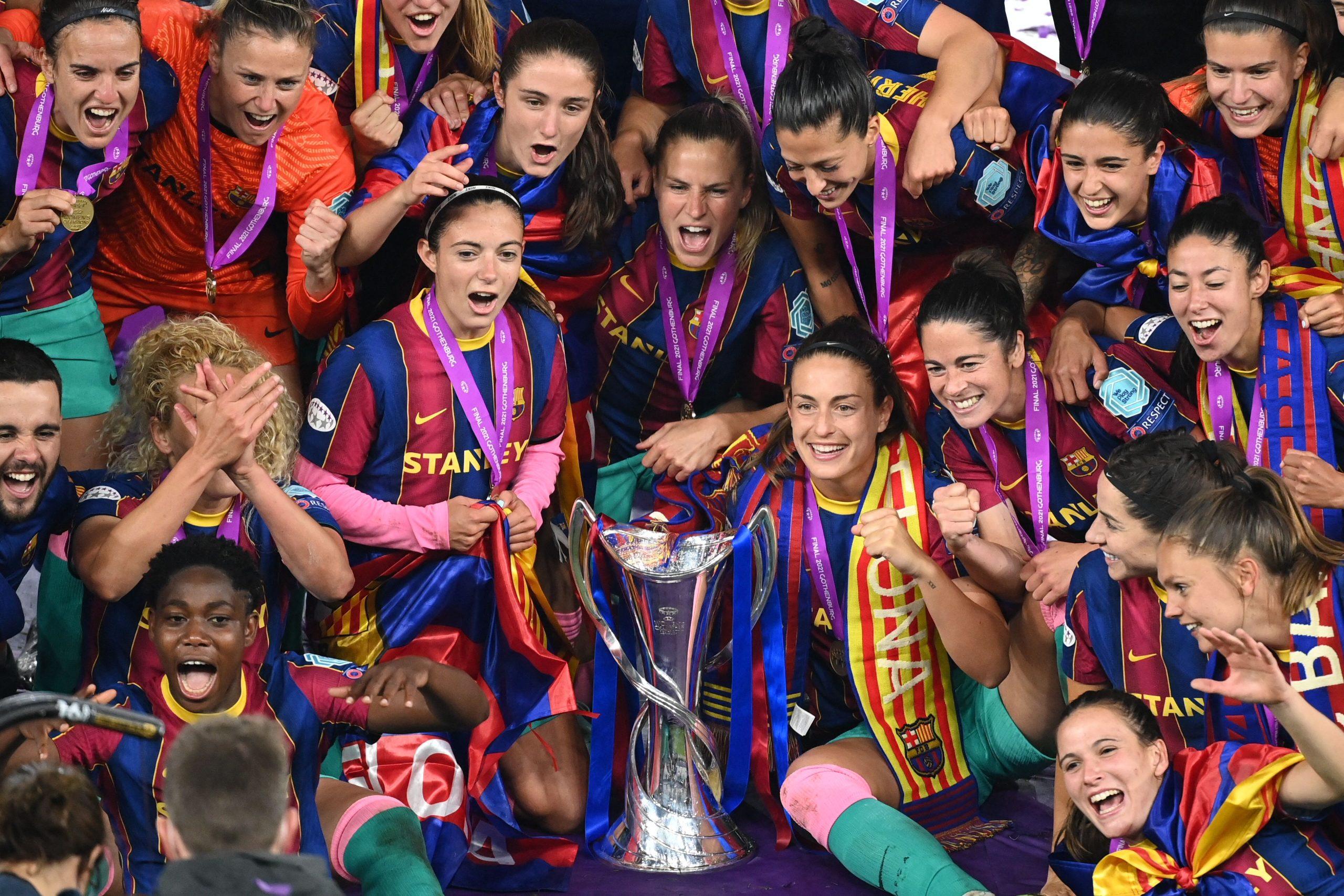 UEFA Women's Champions League 2021-22: The Biggest Season Yet