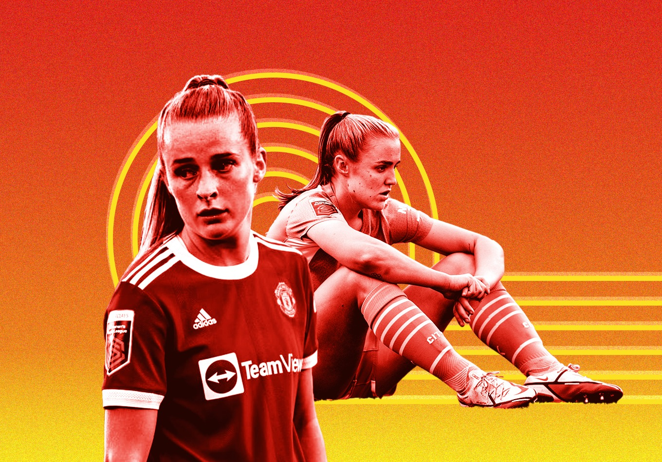 Red vs. Blue: The WSL Manchester Derby Preview